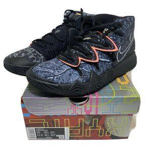 NIKE Kybrid S2 Black What The Basketball Shoes NEW